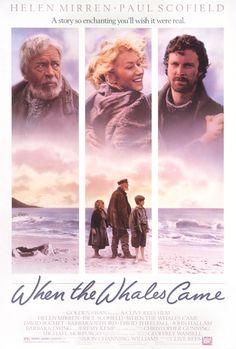 'Quando vennero le balene' (1989); regia: Clive Rees. Titolo originale: 'When the whales came'