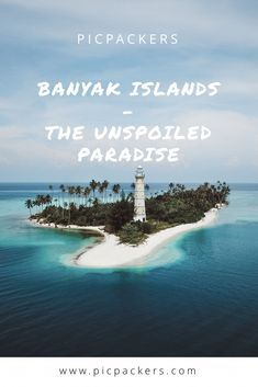 The Banyaks are a little archipelago with 50 stunning islands just located offshore Sumatra. Archipelago, Italy Travel, Middle East, Places To Travel, Islands, Travel Tips, Paradise, To Go, Wanderlust
