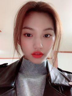 The Most Beautiful Girl, Beautiful Moments, Kpop Girl Groups, Kpop Girls, Kim Doyeon, Unique Faces, Bright Eyes, Korean Beauty, Asian Beauty