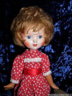 Ленигрушка. Рост 50 см. На крючках, клеймо Мишка. / Куклы детства / Шопик. Продать купить куклу / Бэйбики. Куклы фото. Одежда для кукол