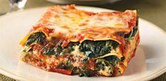 Lasagne Met Spinazie, Pesto En Roomkaas recept | Smulweb.nl - roomkaas vervangen door geitenaas en had geen rode pesto in huis