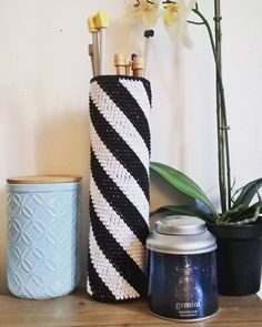 Just finished my knitting needle storage   I modified a lovely Molla mills crochet pattern !  Je viens de terminer mon rangement a aiguilles  j'ai modifié un beau modèle de crochet de Molla mills !   #crochet #crochetersofinstagram #dropsparis #knittingstorage #crocheteveryday #mollamills #virkkuri #moderncrochet #tapestrycrochet #crochetlovers #crochetlove #crocheting #handmade #crochetdeco #crochetdecor #knittinglove #knitstagram #laviadeltè #rangementtricot #tricot