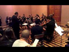 Orquestra de Cordas da Grota no Solar do Jambeiro: Sentimental Saraband de Benjamin Britten