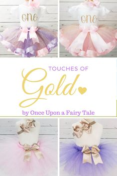Dazzling gold accents make all the difference in these gorgeous special occasion tutus for your baby girl or toddler. From new baby photos to her birthday party, cake smash photo session, and beyond, she will be the star of her own fairy tale. Bring h 1st Birthday Tutu, 1st Birthday Parties, Girl Birthday, Birthday Ideas, Birthday Recipes, Birthday Cakes, New Baby Photos, Toddler Tutu, Baby Girl Photography