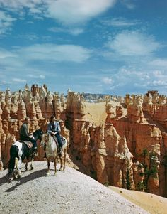 TBT: 100 Years in America's National Parks