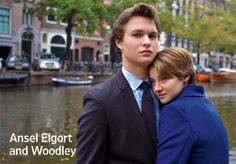 The Fault in Our Stars - Movie Fansite: 2 New TFIOS Stills from Entertainment Weekly