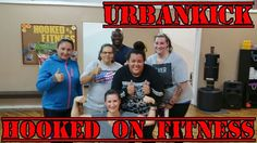 Another #UrbanAssKicking at the #HookedOnFitness Studio! Come join us every Wednesday night at 7pm. For more information and the full class schedule please visit http://ift.tt/1Ld5awW  #GroupFitness #PhillyPersonalTrainer #FitFam #BestInPhilly #BestInPhillyJustGotBetter Another shot from #HookedOnFitness