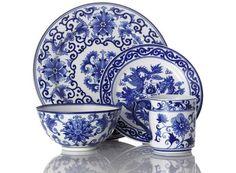 Primavera verão: Azulejos portugueses e porcelanas chinesas