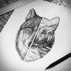 #WolfTattooIdeas