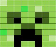 Creeper Face Pixel Art | www.pixshark.com - Images ...