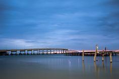 Puente de Zacatal - Ciudad del Carmen, Campeche, Mexico