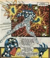 Captain Universe, Comic Books, Marvel, Comics, Cover, Art, Art Background, Kunst, Cartoons