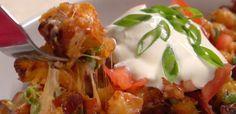 Loaded Chicken & Potatoes | Loaded Chicken & Potatoes