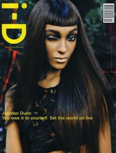 Jourdan Dunn Is The New Face Of Maybelline, Proving She's Definitely Born With It