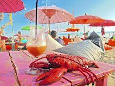 La Plancha beach club, Seminyak, Bali