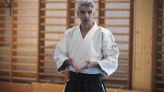 Aikido  Bruno GONZALEZ - Working with Kirigaeshi movements. Martial arts