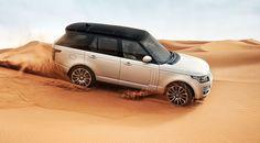 Range Rover 2013: Čtvrtá generace oficiálně