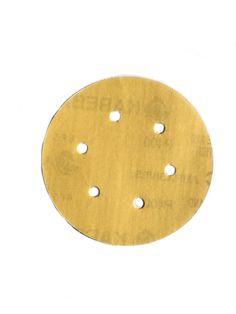 ALEKO 14SD02-10-60G 6 Inch 60 Grit Sanding Discs Sandpaper for Drywall Sander 10 Pack