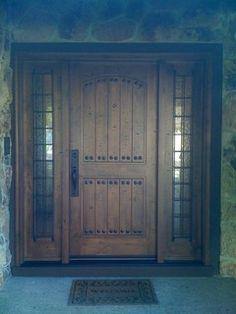 Doors - Mediterranean - Front Doors - san francisco - by Craftsman Collective Inc.