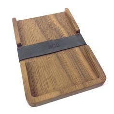 man gun bear wooden wallet by made lovingly made | notonthehighstreet.com