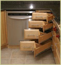 Custom Kitchen Designs   Oak Designs Custom Kitchen Cabinetry