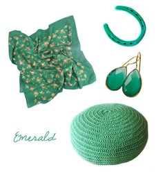 Emerald: a Pantone color for 2013.