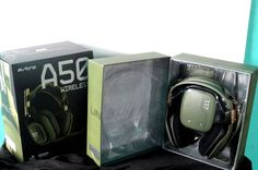For sale Astro A50 Wireless Gaming Headset Xbox One - Halo Editon #Astro
