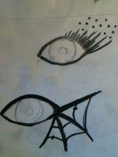 Eye make up 2 & 3