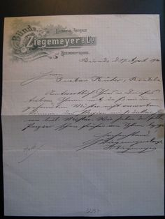 Anstalt Ziegemeyer & Co und