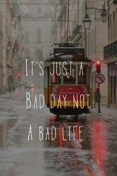 It's a good life.