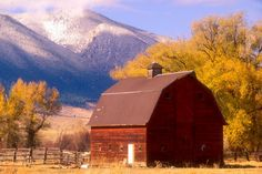 Autumn in Montana<3