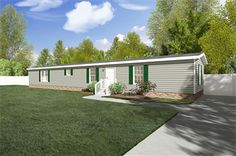 Clayton Homes Of Wilmington Manufactured Or Modular House Details For THE  BANDIT Home.