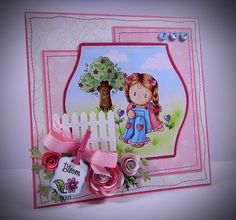 This is a multi-purpose handmade greeting card using an image from Pink Gem Designs.  The roses are hand rolled and there many hand crafted details to this card which is for sale in my Etsy shop.  https://www.etsy.com/listing/193227240/multi-use-handmade-greeting-card?ref=listing-shop-header-1