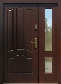 Door And Window Design, Wooden Front Door Design, Window Grill Design, Room Door Design, Wooden Front Doors, Door Design Interior, Traditional Interior Doors, Modern Wooden Doors, Barn Door Designs