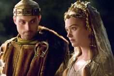 Rufus Sewell and Sophia Myles in Tristan and Isolde