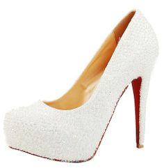 Honeystore Women's Wedding Pearls Heels Sheepskin Pump 4.92 Inches 4.5 B(M) US Honeystore,http://www.amazon.com/dp/B00F1BZIQY/ref=cm_sw_r_pi_dp_QD-zsb1YNRRX08F6