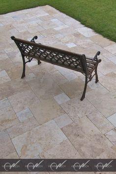 Travertin Terrassenplatten terrassenplatten aus travertin eine sehr schöne alternative zu