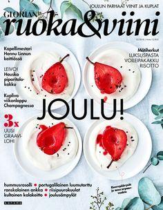 Glorian Ruoka & Viini Risotto, Menu, Snacks, Vegetables, Food, Menu Board Design, Appetizers, Veggies, Essen