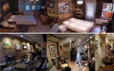 Balat'ta sanata ve sanatçılara farklı bir bakışla oluşturulan yatak-yorganlı gerçek bir sanat evi açıldı. Galeri Eksen Balat Art and Artist House hem sergilerin yapıldığı hem de dileyen sanatçının ya da sanatseverin gelip konaklayabileceği bir merkez. http://724kultursanat.com/balatta-yatak-yorganli-gercek-bir-sanat-evi/ #galerieksen #724kultursanat