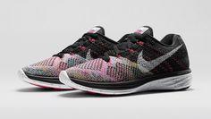 #Nike Flyknit Lunar 3 #running #runners #sport #justdoit #makeitcount #nikeplus
