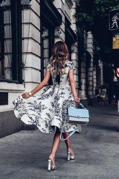 Shop this gorgeous look by Viva Luxury here! Elegante Jumpsuits, Vestidos High Low, Fashion Showroom, Viva Luxury, Sweet Dress, Mode Style, Women's Fashion Dresses, Trendy Dresses, Dress To Impress
