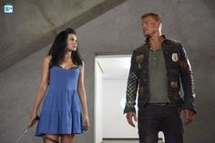 alan ritchson and christina Popular Shows, Most Popular, Alan Ritchson, Blood Drive, Smallville, It Cast, Couples, Collection, Image