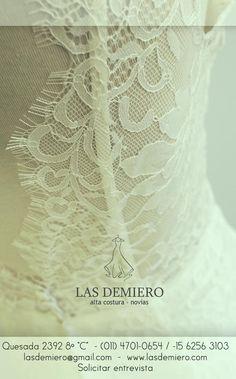 Las demiero: www.lasdemiero.com   Facebook: https://web.facebook.com/demiero/   #lasdemiero #vestidosdenovia #novias #weddings #boda