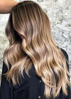 The best combination of natural ombre and balayage hair colors highlights long hair is really awesome to try right now. If you're searching for fresh hair colors to sport right now then just browse here for awesome hair colors collection 2018.