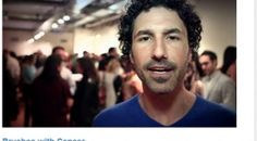 Ethan Zohn, Winner of Survivor Africa and Cancer survivor serves as Brushes with Cancer's keynote speaker. Nina Simone, It's Going Down, Miles Davis, Keynote Speakers, Twist Outs, New Perspective, Night Club, Storytelling