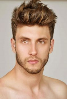 (9) Tumblr New Short Haircuts, Haircuts For Men, Short Hair Cuts, Gents Hair Style, Popular Mens Hairstyles, Quiff Hairstyles, Male Eyes, Hair Images, Trends