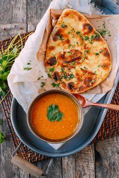 Indian Lentil Soup, by thewoksoflife.com @thewoksoflife