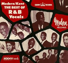 Modern/Kent - The Best of R Vocals