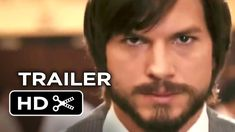 Jobs Official Trailer #2 (2013) - Ashton Kutcher Movie.  What household does NOT have an Apple product??  Thank you, Steve Jobs