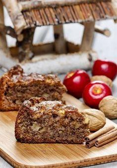 Bolo de maçã com canela (Foto: Divulgação)